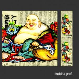 Buddah-groß